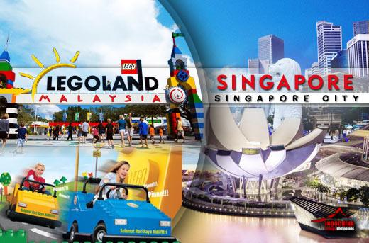 how to get from singapore to legoland